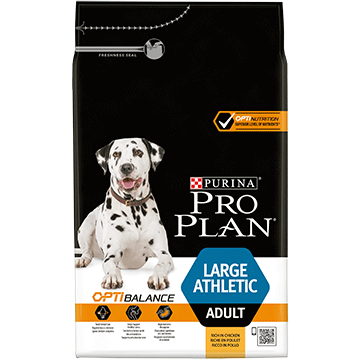 ​PURINA® PRO PLAN® Large Athletic Adult с OPTIBALANCE™, богата на агне