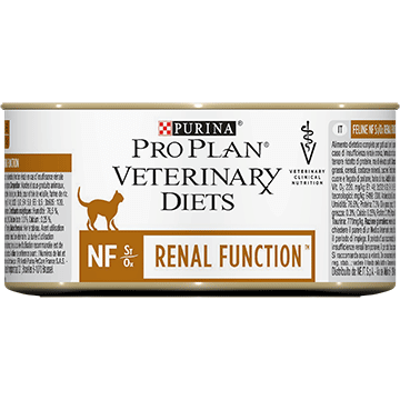 ​PURINA® PRO PLAN® VETERINARY DIETS Feline NF St/Ox Renal Function (Мокра храна)