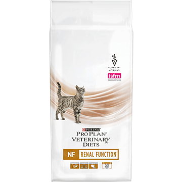 ​PURINA® PRO PLAN® VETERINARY DIETS Feline NF St/Ox Renal Function (Суха храна)