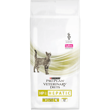 ​PURINA® PRO PLAN® VETERINARY DIETS Feline HP St/Ox Hepatic (Суха храна)