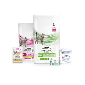VETERINARY DIETS & RELATED PRODUCTS