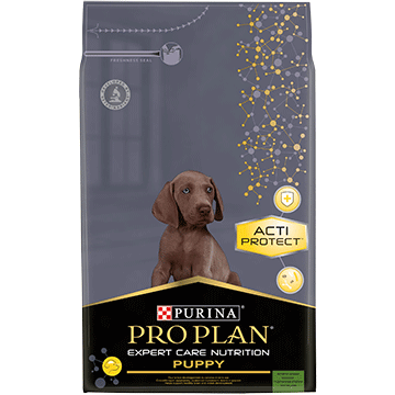 PURINA® PRO PLAN® EXPERT CARE NUTRITION за кученца до 1 година с агне